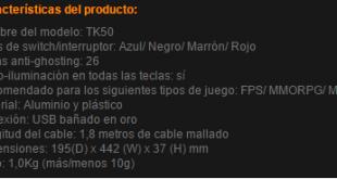 thunderx3-tk50-caracteristicas