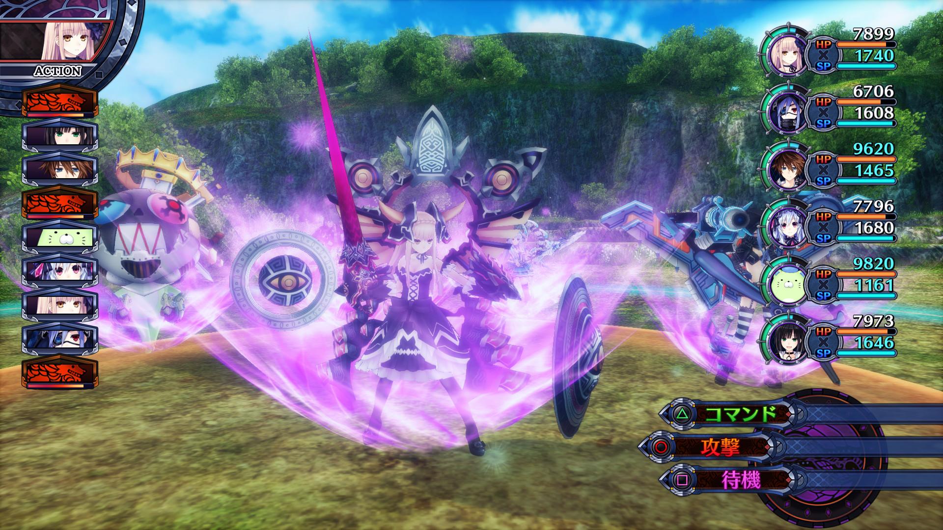 fairy fencer f advent dark force