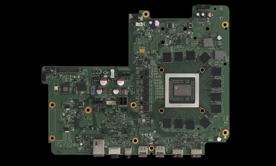 Project Scorpio Motherboard