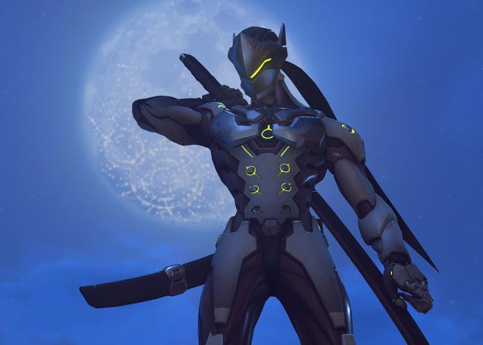 Overwatch Genji Changes